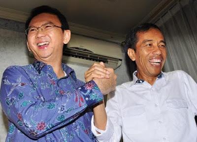 """""""Dua Sejoli Jokowi-Ahok adalah Bencana Bagi NKRI Dan Sarana Cukong Jarah NKRI"""""""