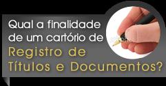 O registro de documentos garante segurança, autenticidade e eficácia legal, com publicidade e plena validade perante terceiros