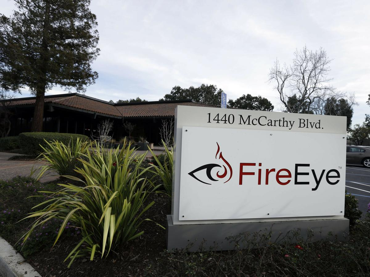 Top US Cybersecurity Firm FireEye Hacked