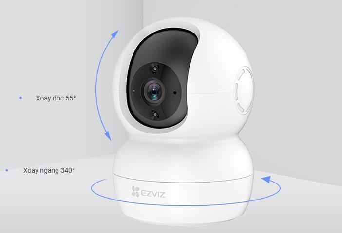camera thông minh Ezviz TY2