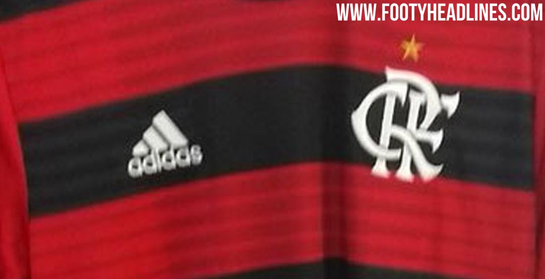 The Flamengo 2018 home and away kits have been leaked courtesy of FLA  Tático. a90a1f0114241