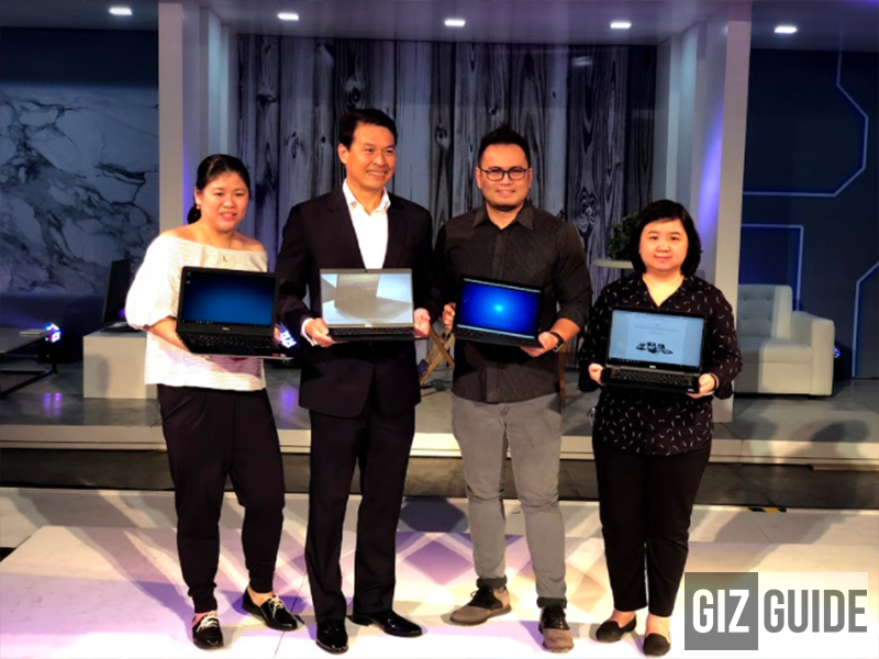 Dell Latitude laptop series landfalls in PH!