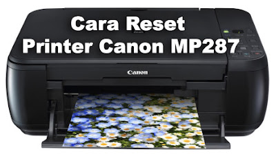 Reset Printer Canon MP287