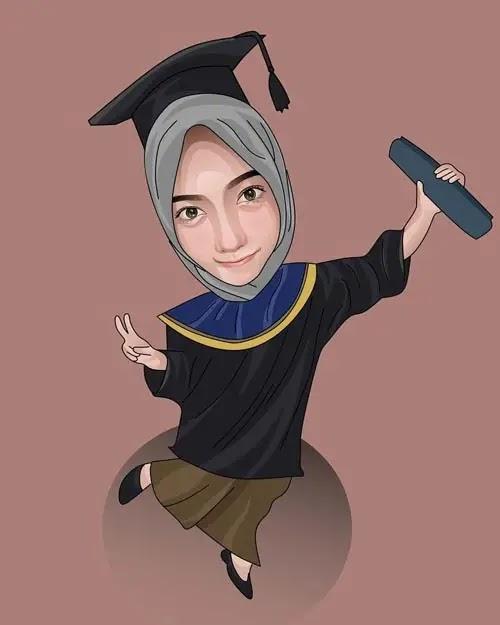jasa karikatur pekanbaru