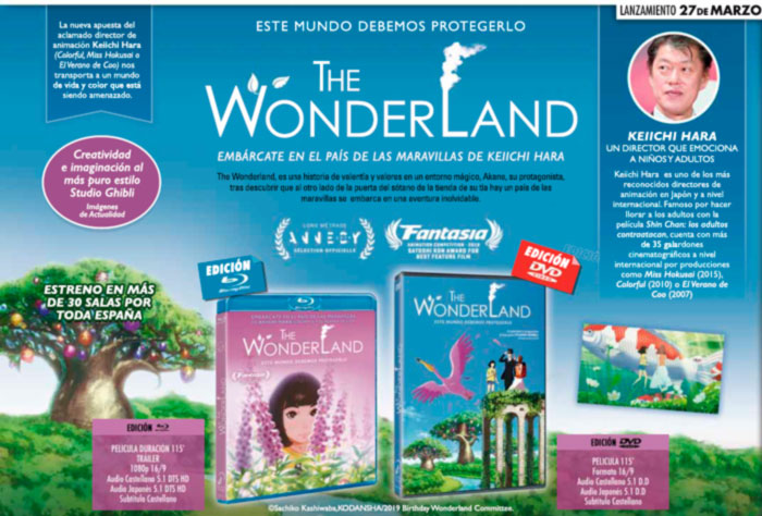 The Wonderland - Selecta Visión