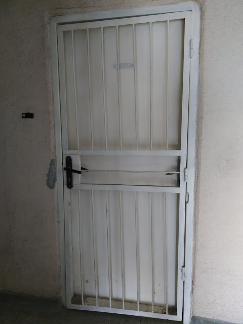 Typical, Barred, Door, Security, Yambol, Apartment Homes,
