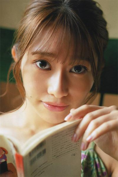 Reika Sakurai 桜井玲香, Ex-Taishu 2019.05 (EX大衆 2019年5月号)