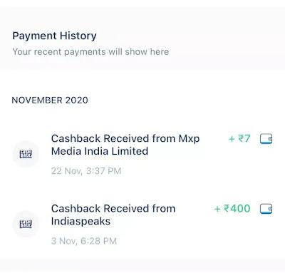 India speaks reward