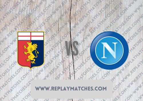 Genoa vs Napoli -Highlights 29 August 2021
