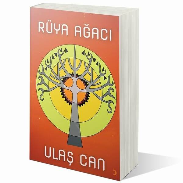 Yazar Ulaş Can'ın Rüya Ağacı Kitabı Çıktı