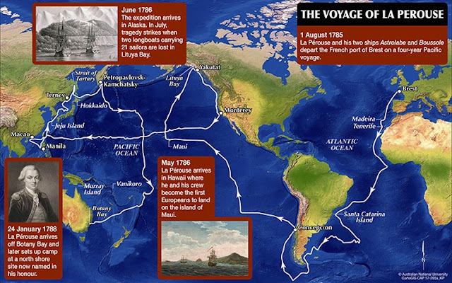 New clue may reveal the fate of famous French explorer