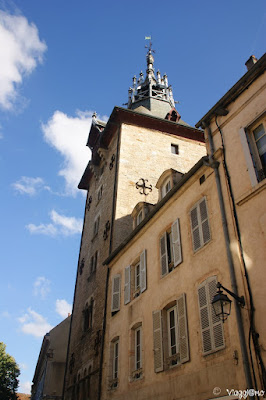 Il Beffroi del XV secolo di Beaune