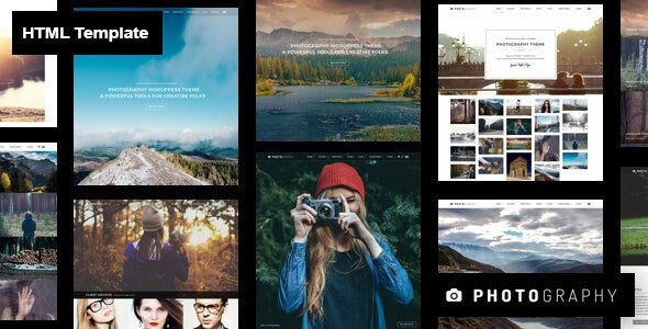Best Photography HTML Template