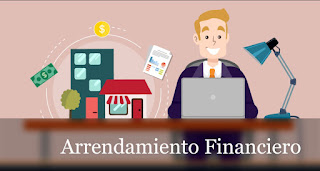 Arrendamiento financiero o leasing