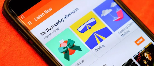 جوجل تتخلى عن موسيقى Google Play