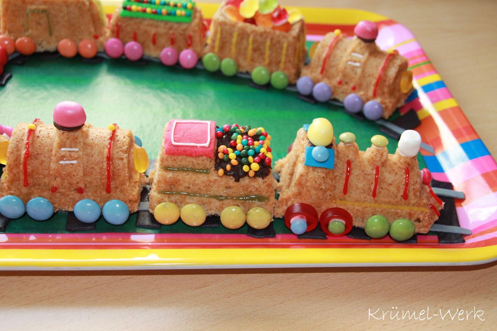 Krumel Werk Muffin Train