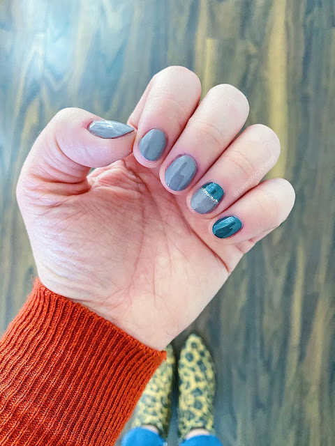 essie chinchilly nails, essie chinchilly nails, fall nail art designs, nail art designs fall 2020