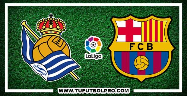 Ver Real Sociedad vs Barcelona EN VIVO Por Internet Hoy 14 de Enero de 2018
