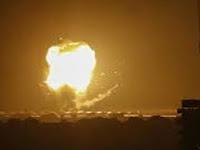 Dikirimi Balon Pembakar, Israel Balas Dengan Gempur Fasilitas Militer Hamas Di Gaza