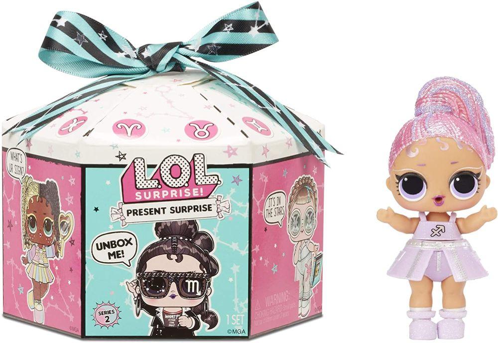 Куклы L.O.L. Surprise! Present Surprise Series 2