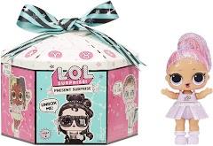 Новые блестящие куклы L.O.L. Surprise! Present Surprise Series 2
