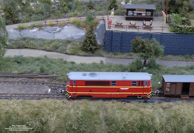 Makieta kolejowa