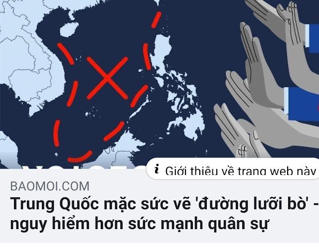 Chính quyền Bắc Kinh là Chinazi... tức là Trung Quốc phát xít? - cầm thú hơn cả ISIS thì đúng hơn
