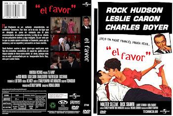 Carátula: El favor (1965) (A Very Special Favor)