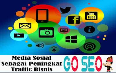 Media Sosial Sebagai Peningkat Traffic Bisnis