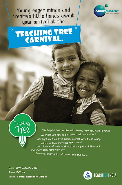 Concept – Teaching Tree Carnival, a Teaching Tree initiative