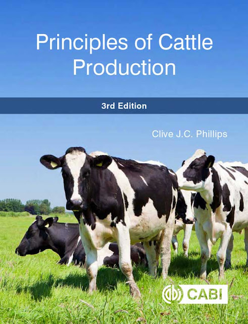 Principles of Cattle Production, 3rd Edition - WWW.VETBOOKSTORE