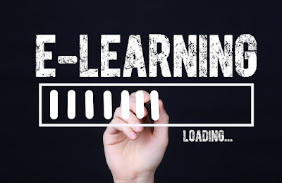 """""""Handwriting Text E-Learning Loading. Concept meaning Forecasting the future event"""" by focusonmore.com is licensed under CC BY 2.0"""
