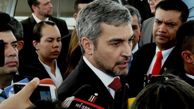 Critican a Abdo Benítez por apoyar a golpistas venezolanos
