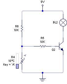 Rangkaian Sensor Suhu Contoh Rangkaian Sensor Suhu