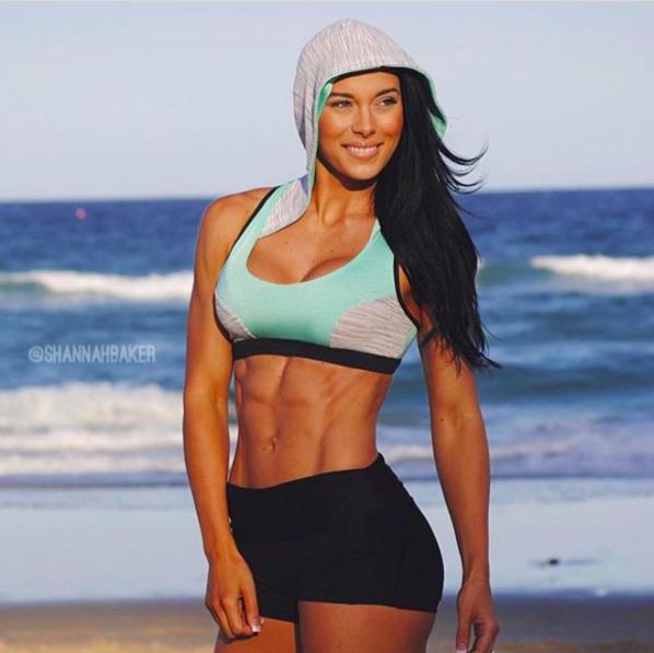 Fitness Workouts Ifbb Bikini Pro Shannah Baker Workout