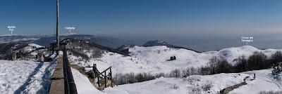 Monte Rione sul Novegno
