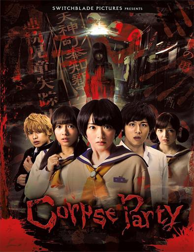 Ver Corpse Party (Côpusu pâtî) (2015) Online