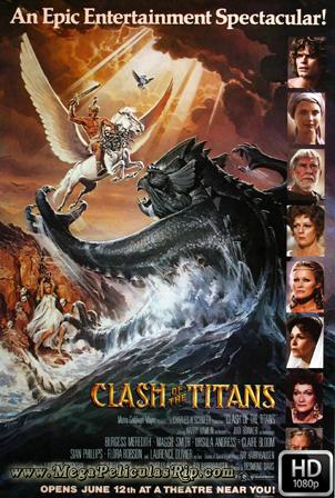 Furia De Titanes (1981) [1080p] [Latino-Ingles] [MEGA]