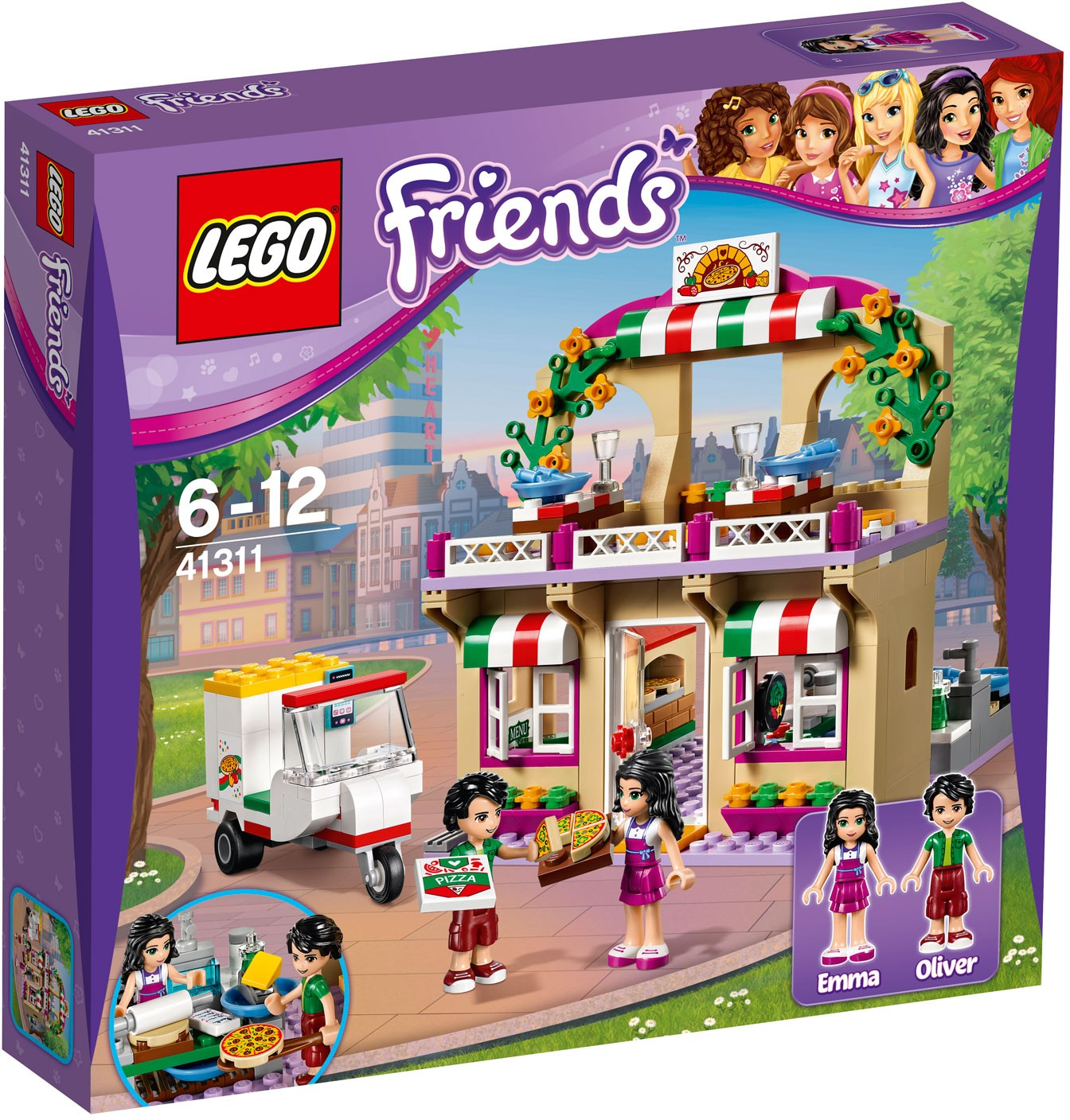 Heartlake Times 2017 Lego Friends Sets