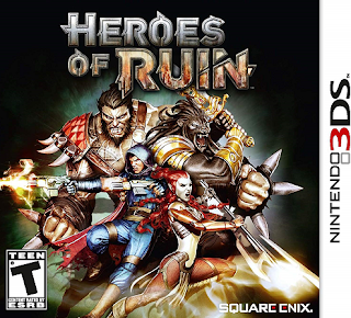 Heroes of Ruin CIA 3ds