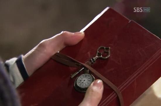 O diário onde Yoon Joo traça seus planos de conquista