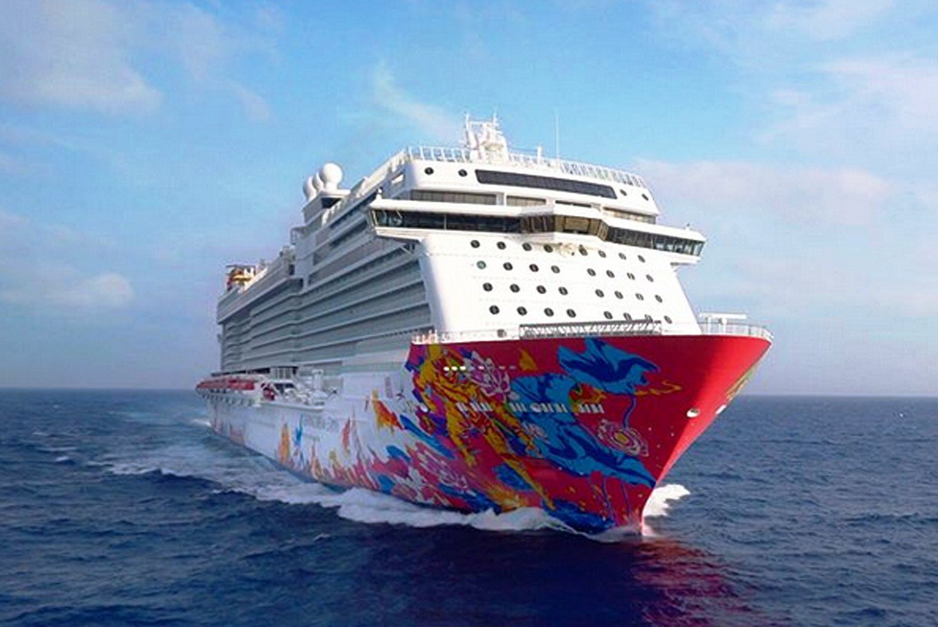 Genting Dream Cruise Ship To Dock In Tanjung Priok In