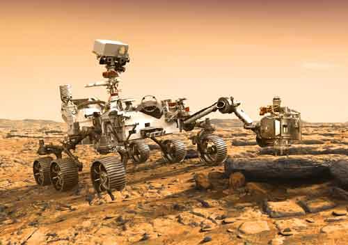 মহাকাশ রোবট, robot space probe