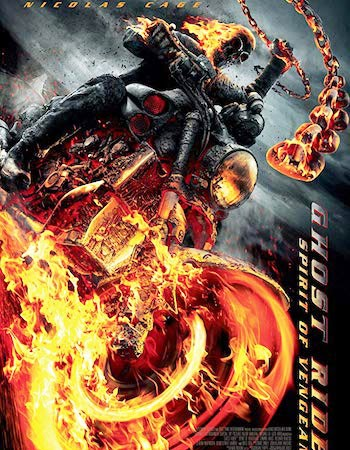 Ghost Rider (2007)  Full Movie Download in Dual Audio Hindi+English