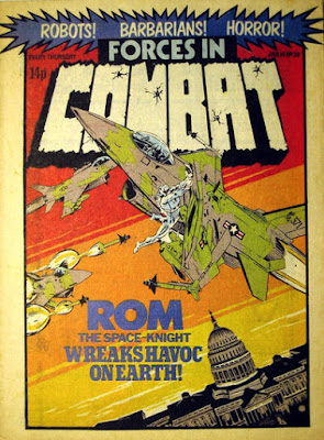 Forces in Combat #36, ROM