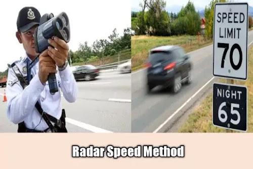 Spot Speed Study, measurement of spot speed study