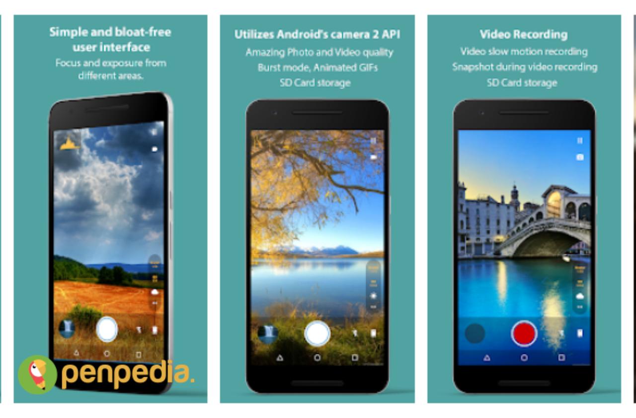 aplikasi kamera android untuk youtuber