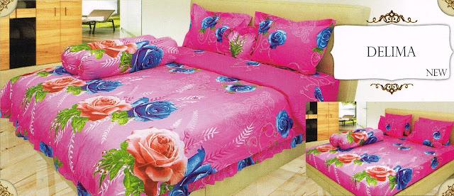 distributor sprei lady rose di surabaya, jual sprei lady rose di surabaya
