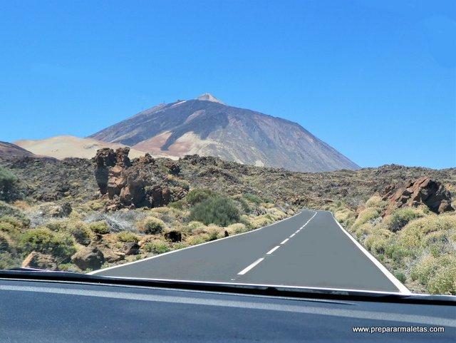 cosas curiosas sobre el Teide Islas Canarias