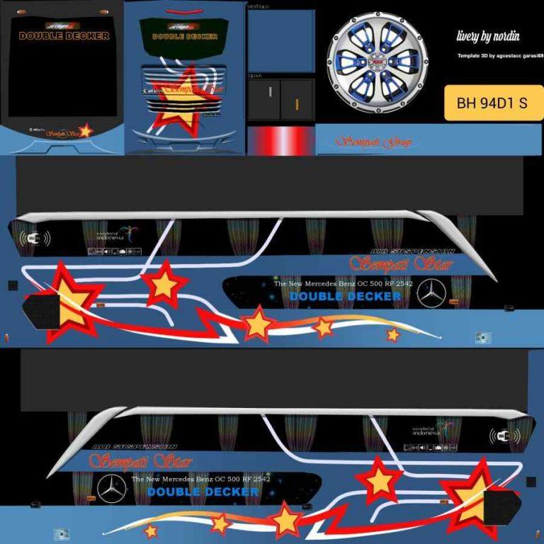 Download Mod Bus Simulator Indonesia Apk Terbaru Unlimited